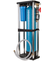 76100 CleaRinse CR6+ Portable Water Softening System